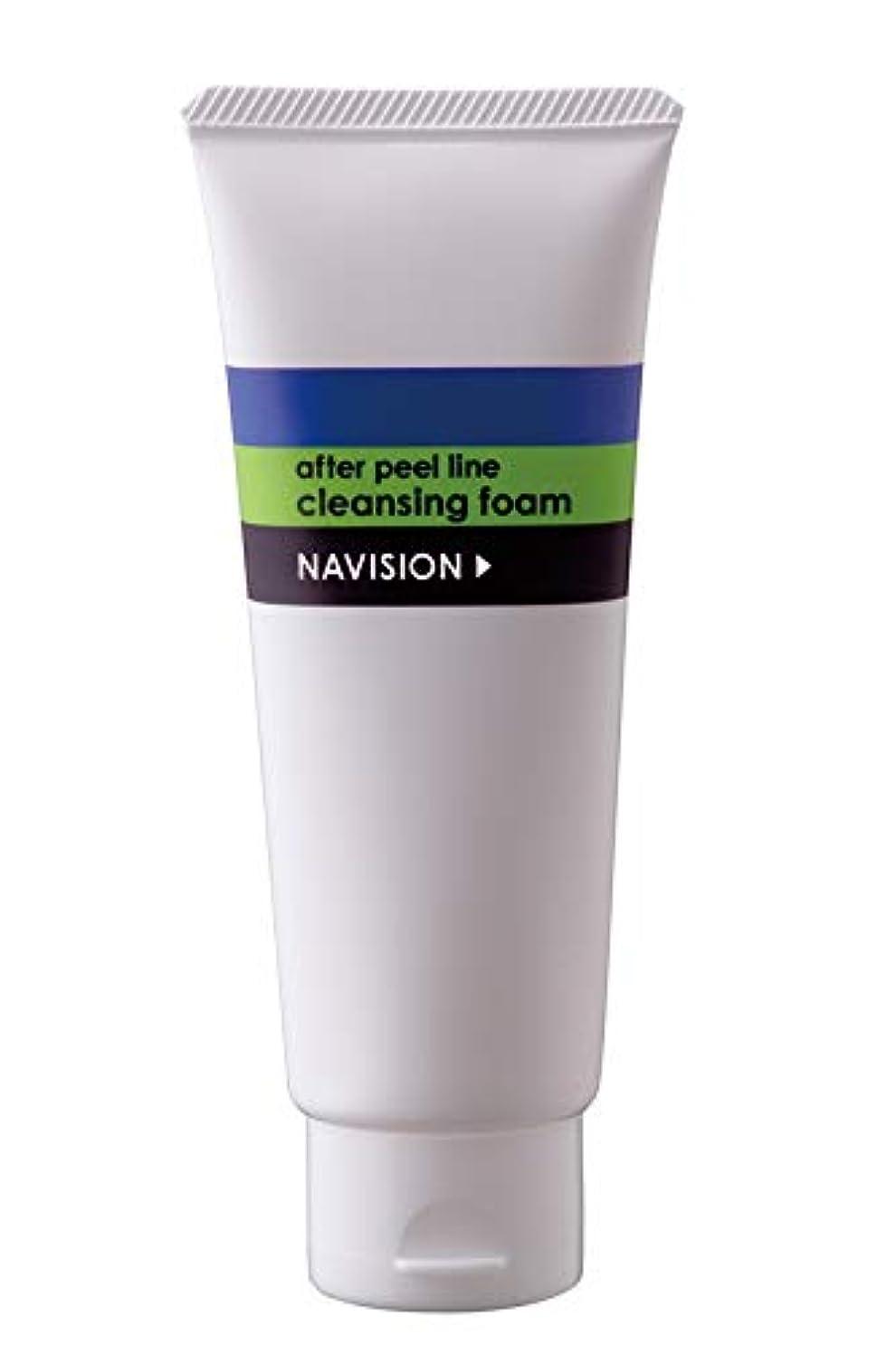 製造業フライト友情ナビジョン NAVISION クレンジングフォーム ~資生堂 洗顔料