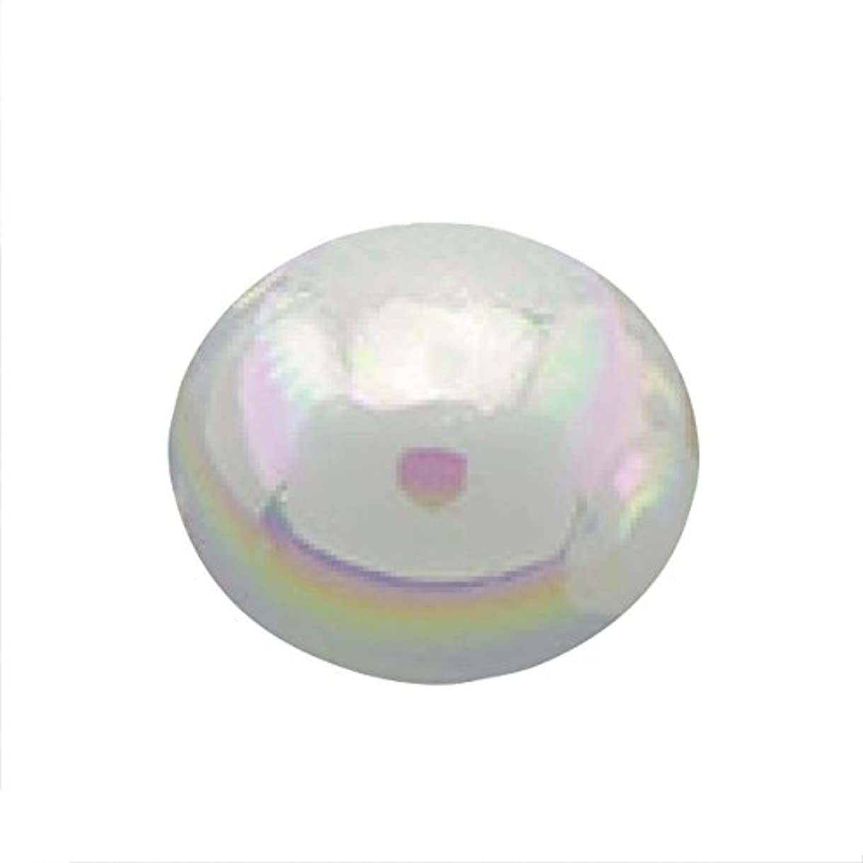 金額乱れ周りパールオーロラオフホワイト1.5mm(50個入り)