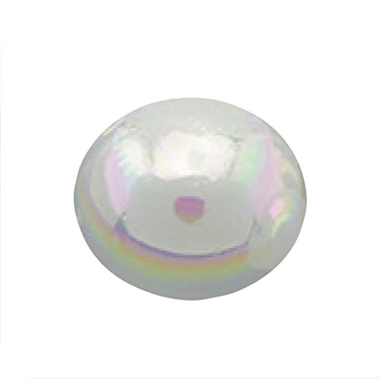追放するラフ睡眠洞察力のあるパールオーロラオフホワイト1.5mm(50個入り)