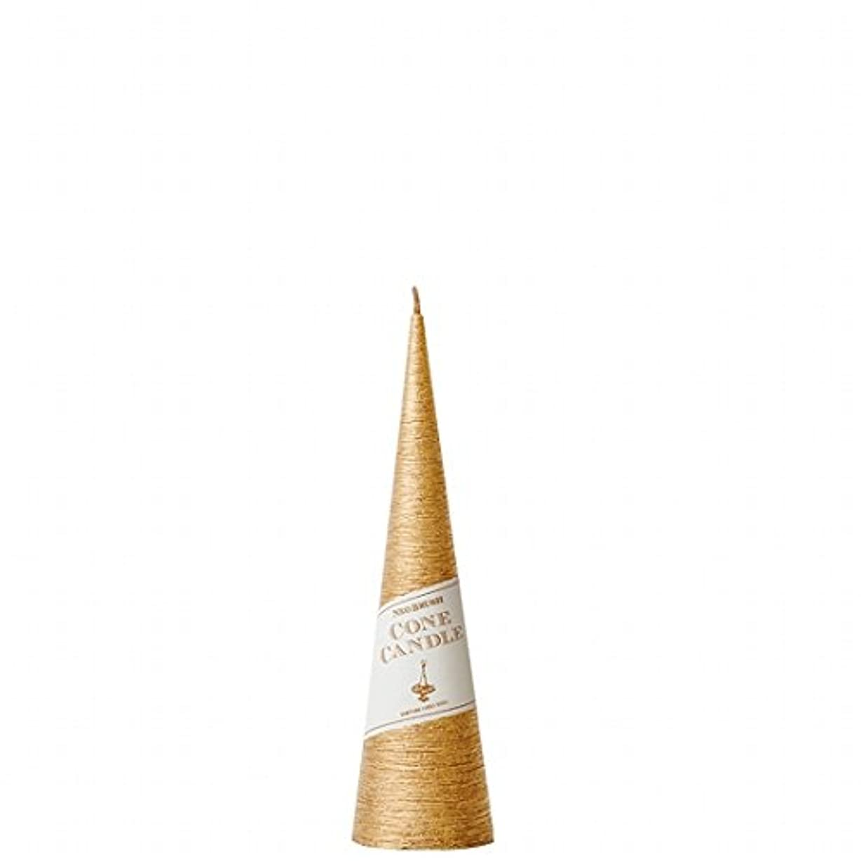 オートマトン輸送海峡ひもkameyama candle(カメヤマキャンドル) ネオブラッシュコーン 180 キャンドル 「 ゴールド 」 6個セット(A9750110GO)