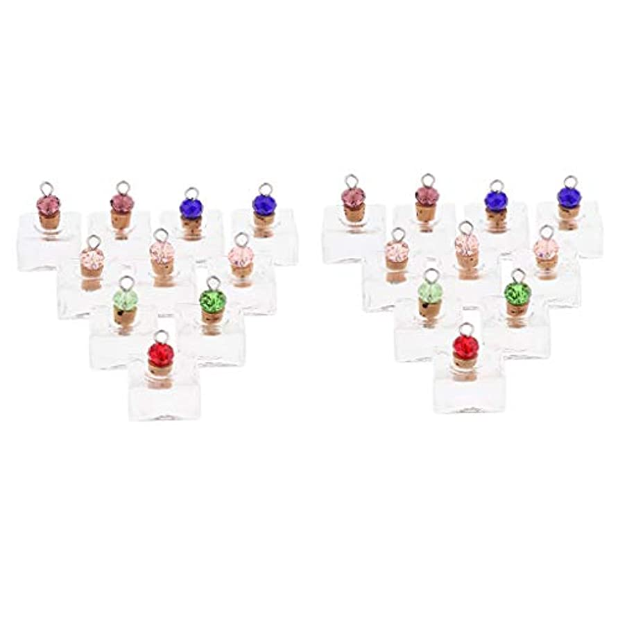 不名誉な書き出す表現香水 ペンダント ネックレス アロマ ガラス容器 香水瓶 ボトル エッセンシャルオイル