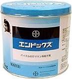 ネズミ駆除用殺鼠剤 エンドックス 1kg缶 プロも使う粉末タイプ