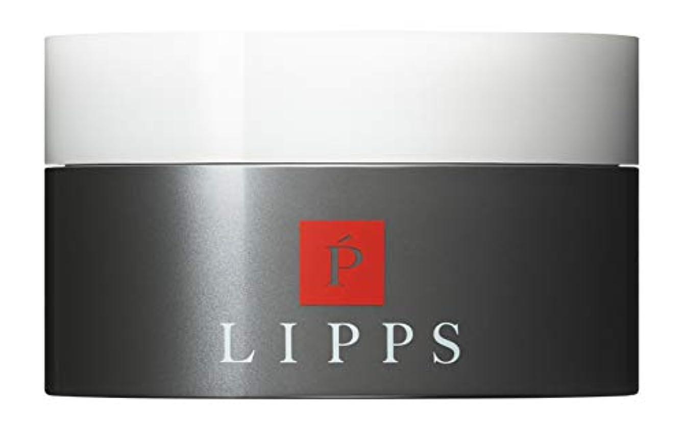 森スクリューモネ【立ち上げ×シャープな束感】LIPPS L14フリーハードワックス (35g)