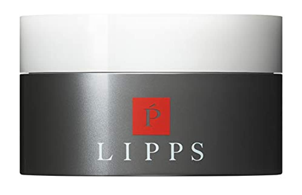 干し草探偵然とした【立ち上げ×シャープな束感】LIPPS L14フリーハードワックス (35g)