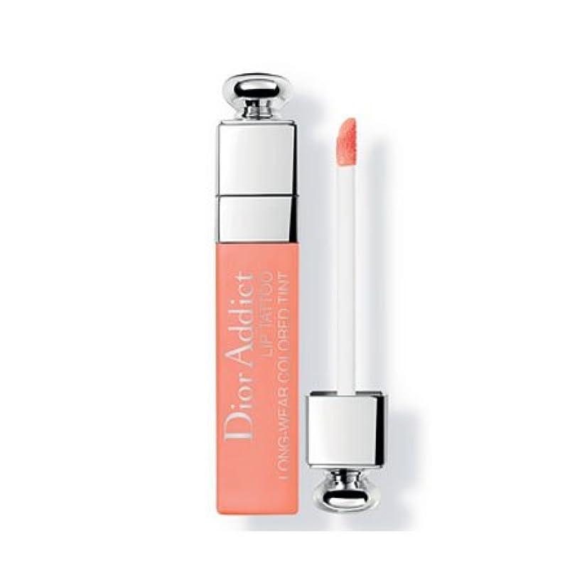 または六分儀倫理ディオール アディクト リップ ティント 限定色 #341 ライチ -Dior-