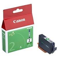 (まとめ) キヤノン Canon インクタンク PGI-2G グリーン 1031B001 1個 【×4セット】
