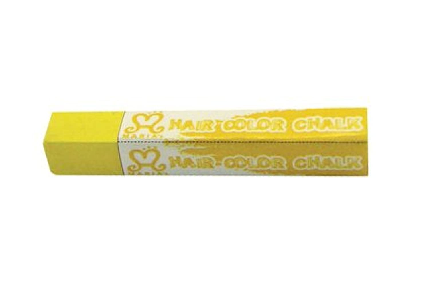 付ける傑作強いTiMaria's HAIR COLOR CHALK HC003-IY アイスイエロー