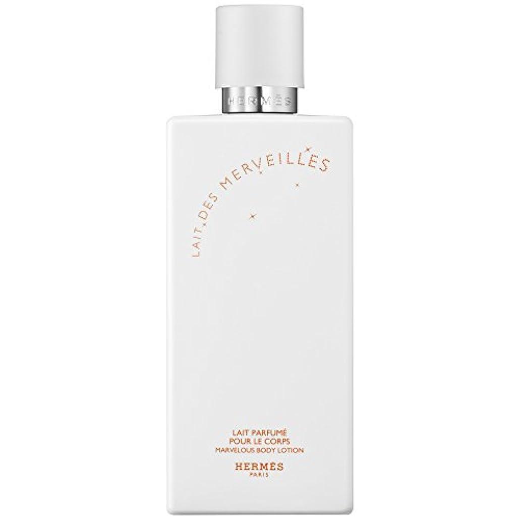 モナリザコミュニケーション大量エルメスオーデMerveilles香りのボディローション200ミリリットル (HERM?S) - HERM?S Eau Des Merveilles Perfumed Body Lotion 200ml [並行輸入品]