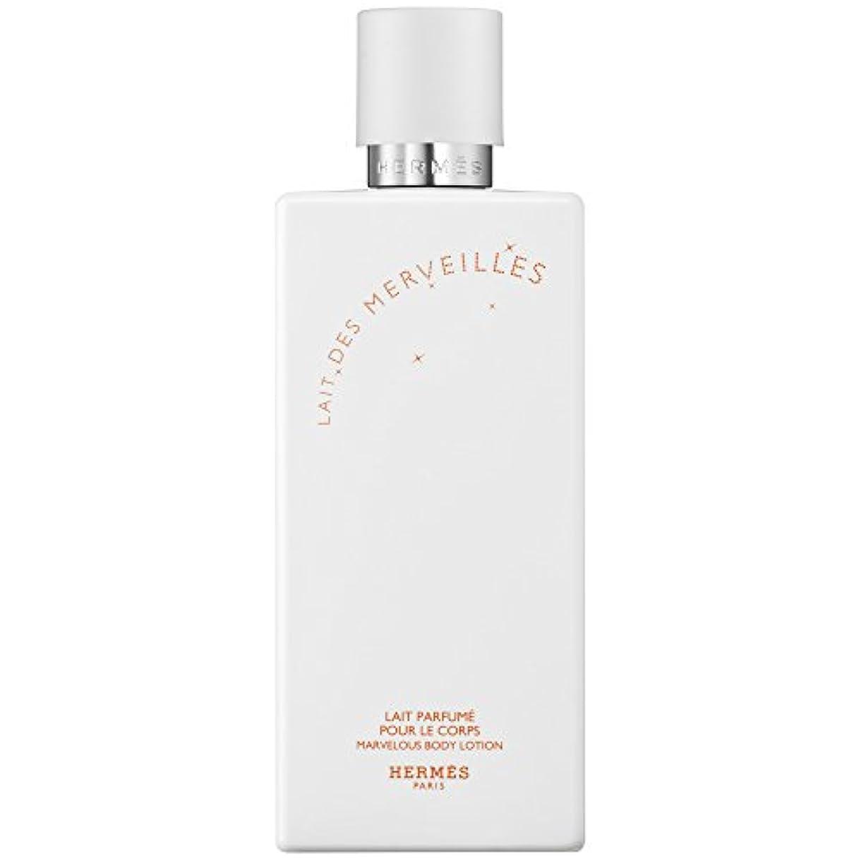 記念品しない成分エルメスオーデMerveilles香りのボディローション200ミリリットル (HERM?S) - HERM?S Eau Des Merveilles Perfumed Body Lotion 200ml [並行輸入品]