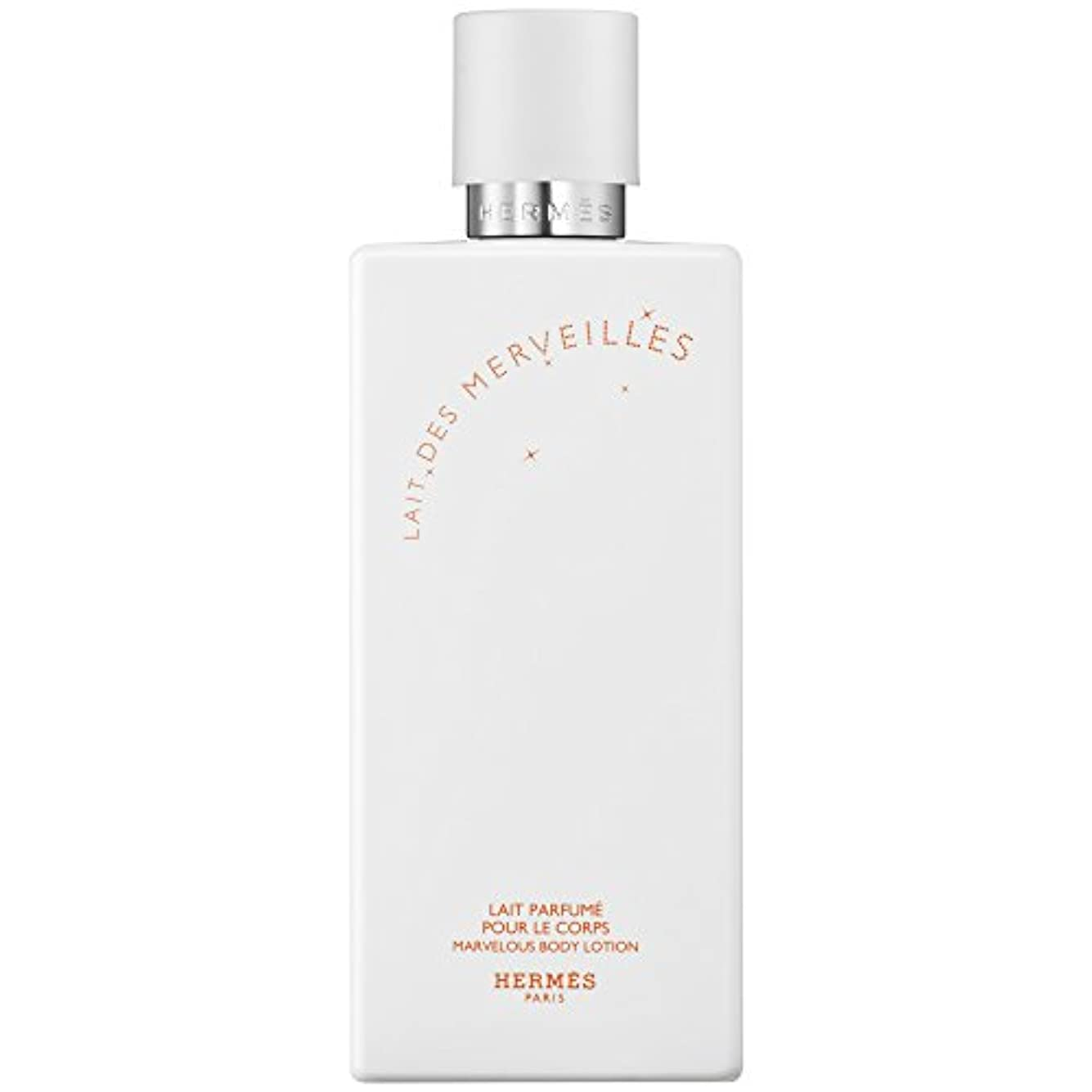 占めるスカウトブートエルメスオーデMerveilles香りのボディローション200ミリリットル (HERM?S) (x2) - HERM?S Eau Des Merveilles Perfumed Body Lotion 200ml (Pack...