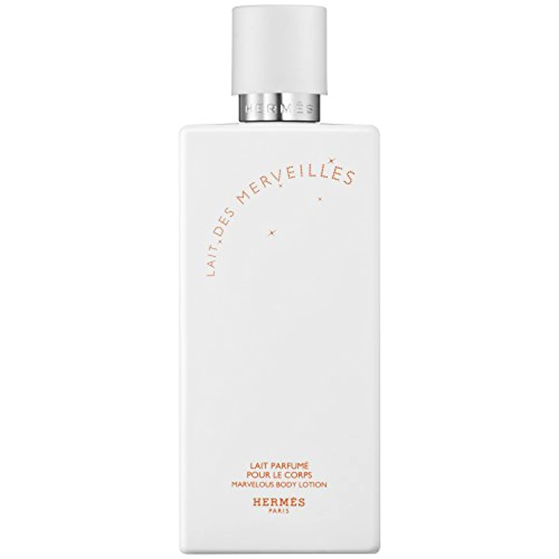 合意どっち六分儀エルメスオーデMerveilles香りのボディローション200ミリリットル (HERM?S) (x2) - HERM?S Eau Des Merveilles Perfumed Body Lotion 200ml (Pack...