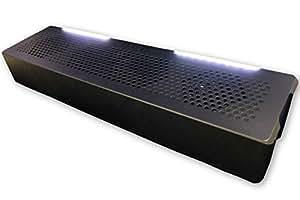 【ブラックフライデーセール!】JDSound OVO(オボ/ブラック)専用ケース付き USBバスパワースピーカー 充電不要で大音量・高音質・高解像度 ハイレゾ対応【安心の国内生産・国内サポート】