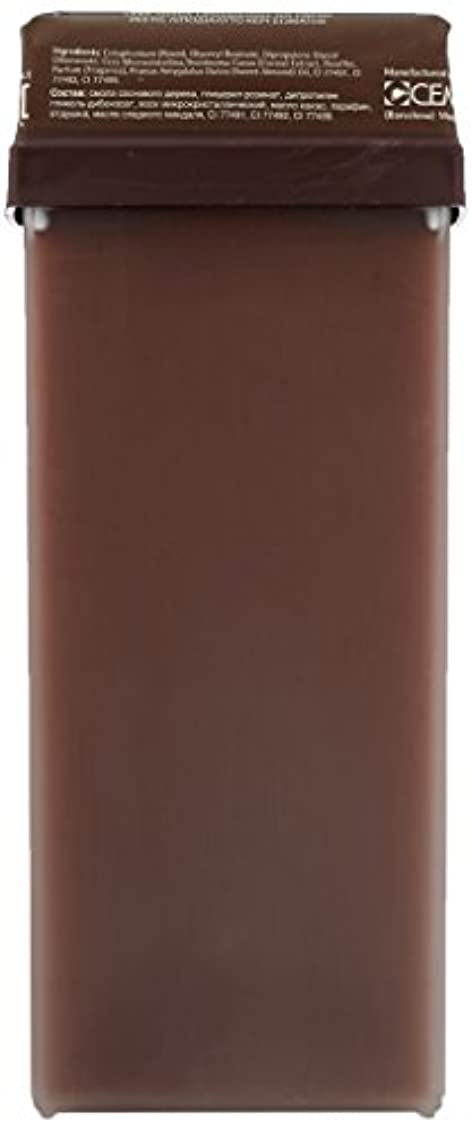 実験室差別するラビリンスBEAUTY IMAGE ブラジリアンワックス 脱毛 (チョコ カートリッジ ロールオン 除毛ワックス 全身脱毛 100ml)