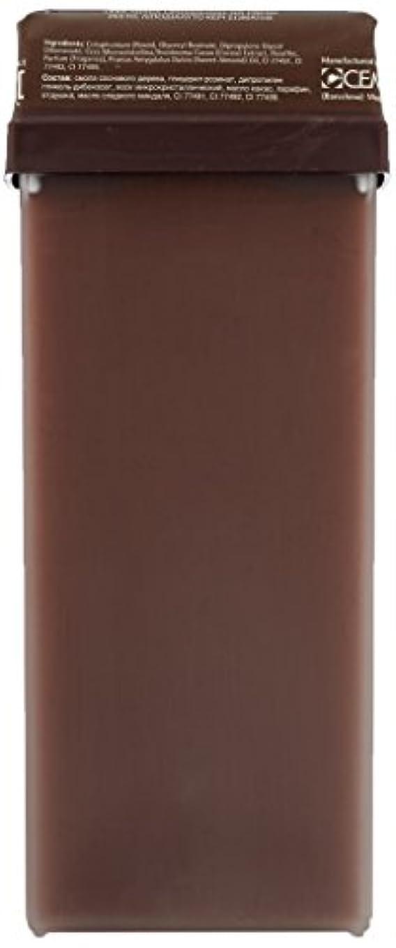 ランドリー流星ニコチンBEAUTY IMAGE ブラジリアンワックス 脱毛 (チョコ カートリッジ ロールオン 除毛ワックス 全身脱毛 100ml)