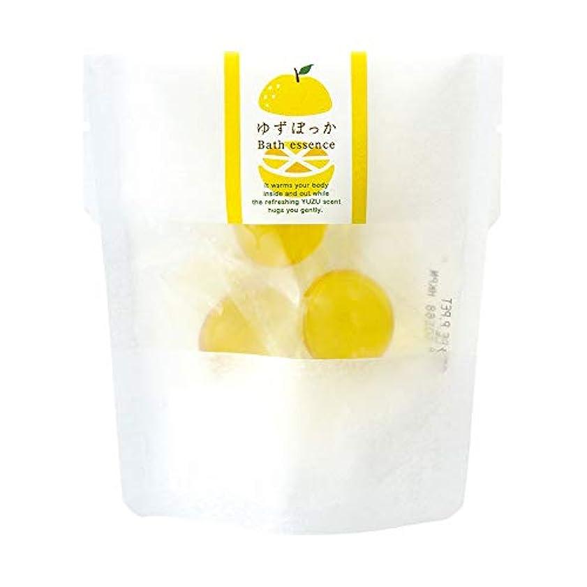 通訳サンドイッチオズワルドゆずぽっか バスエッセンス 入浴剤 8g×3個