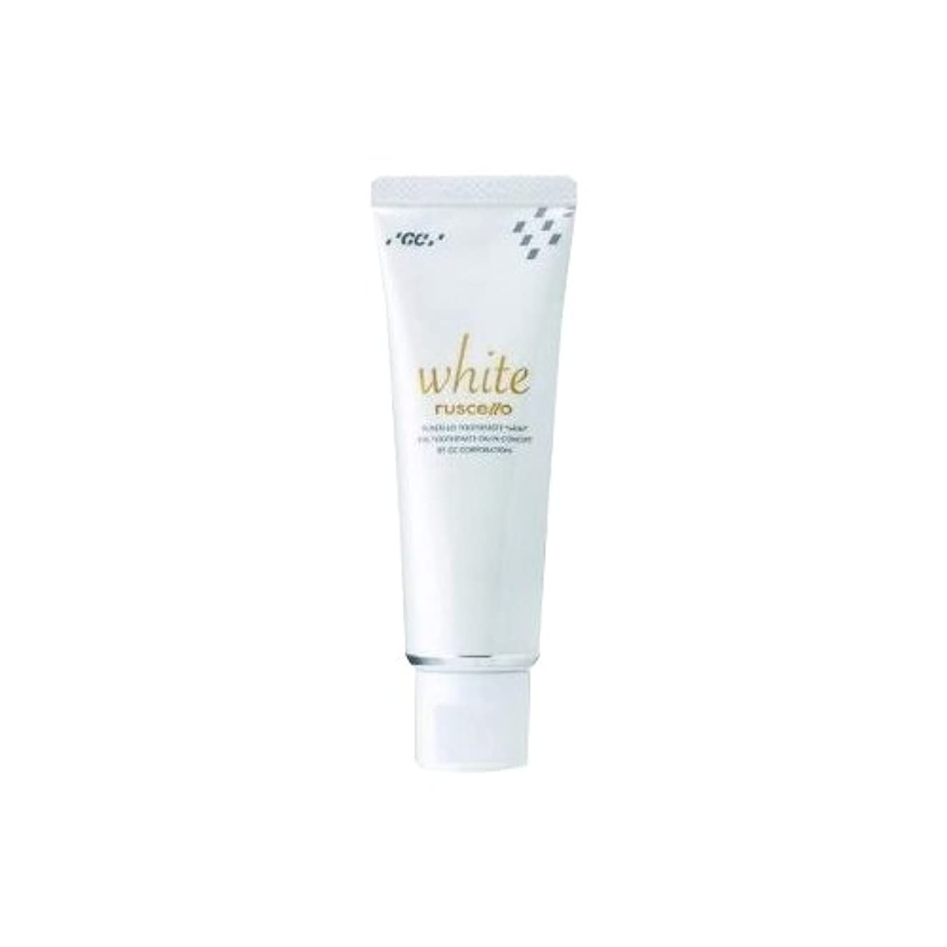 GC ルシェロ歯磨きペースト ホワイト 100g (1個)