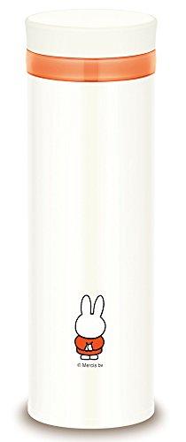 サーモス 水筒 真空断熱ケータイマグ 350ml ミッフィー ピュアホワイト JNO-351B PWH