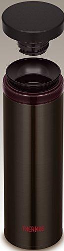 『サーモス 水筒 真空断熱ケータイマグ 500ml エスプレッソ JNO-501 ESP』の2枚目の画像