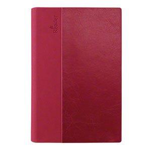ソニー Reader用 ブックカバー レッド PRSA-SC20/R