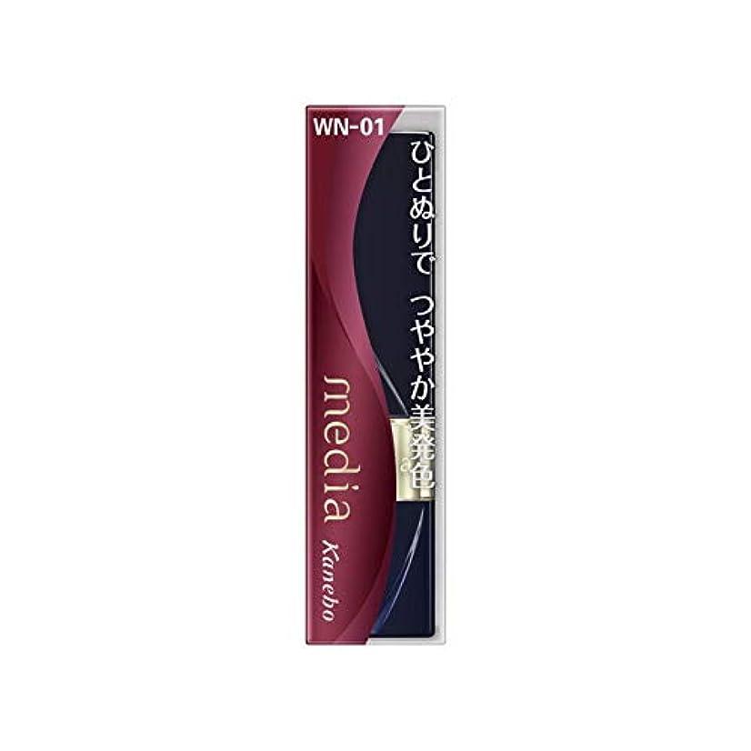 カネボウ メディア ブライトアップルージュ WN-01(3.1g)