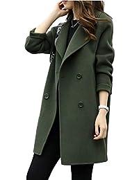 [シービリーヴ] チェスター コート Pコート ショート丈 暖かい オシャレ スタイリッシュ カジュアル トレンチ ピーコート