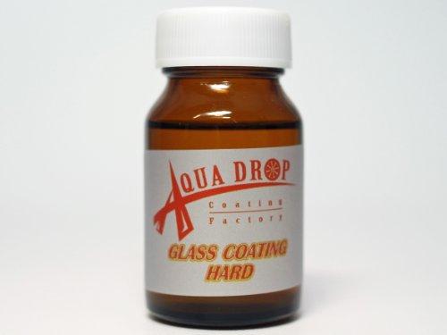 AQUADROP HARD GLASS COAT ガラスコーティング剤
