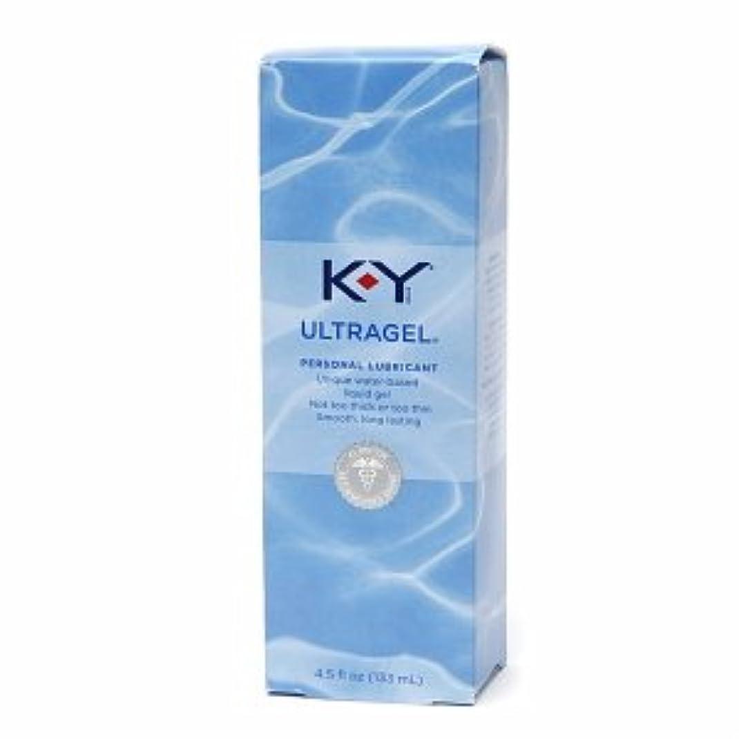 アメリカ学習有能な074 不感症で濡れにくい方へ【高級潤滑剤 KYゼリー】 水溶性の潤滑ジェル42g 海外直送品
