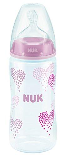 ヌークのプレミアムチョイスの哺乳瓶