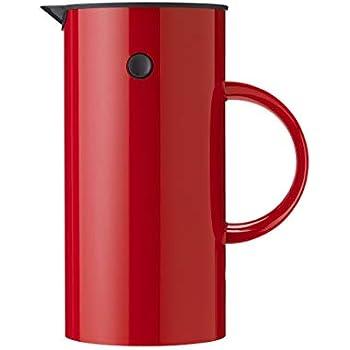 STELTON CLASSIC プレスコーヒーメーカー R レッド 813