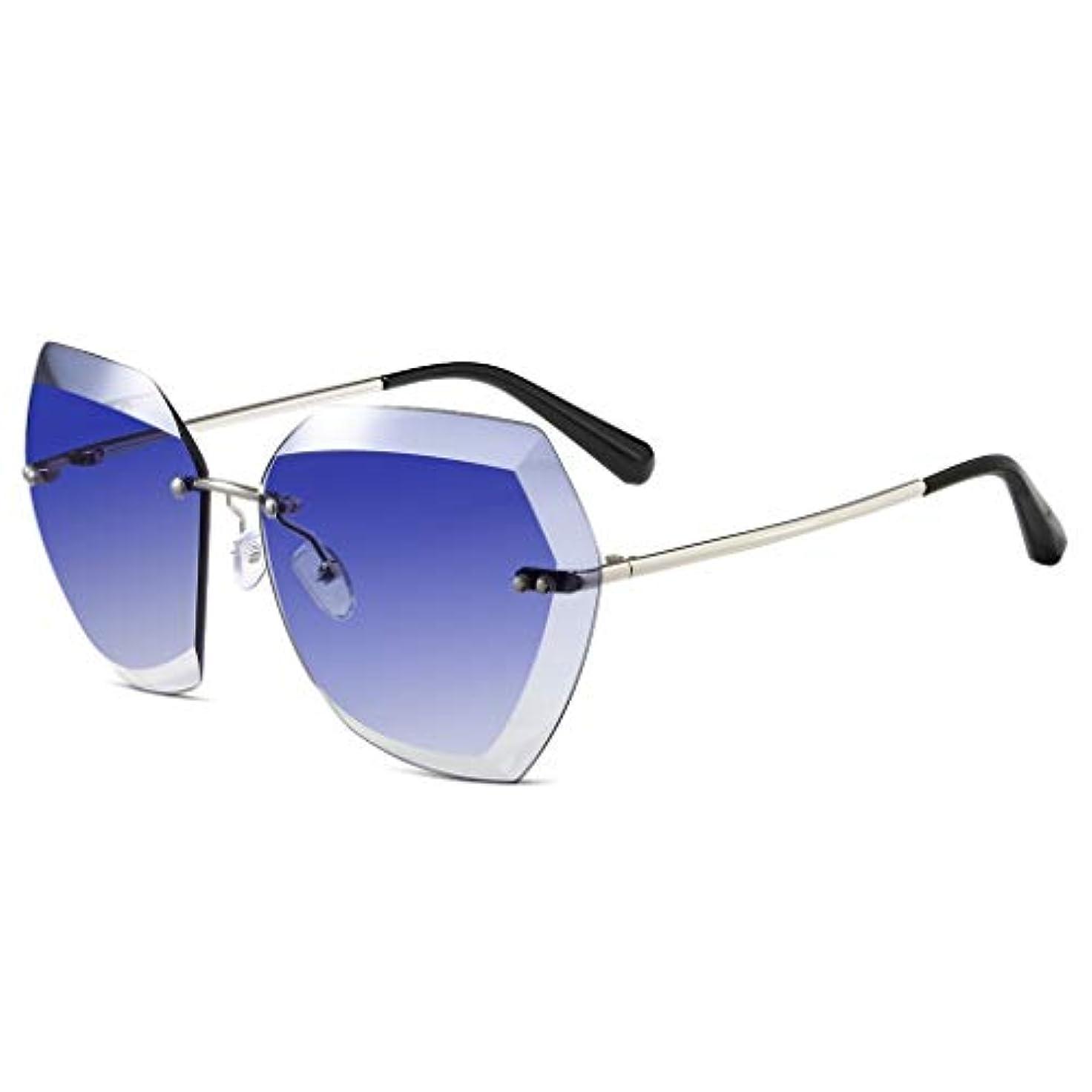 くつろぎクローゼット除外する男女兼用の分極されたアルミニウムサングラス、人/女性のための型の太陽ガラス