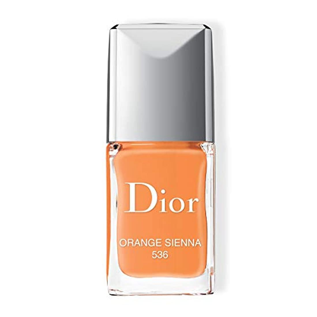 割り込み覆す洗剤Dior(ディオール) ディオール ヴェルニ (536 オレンジ シエナ)