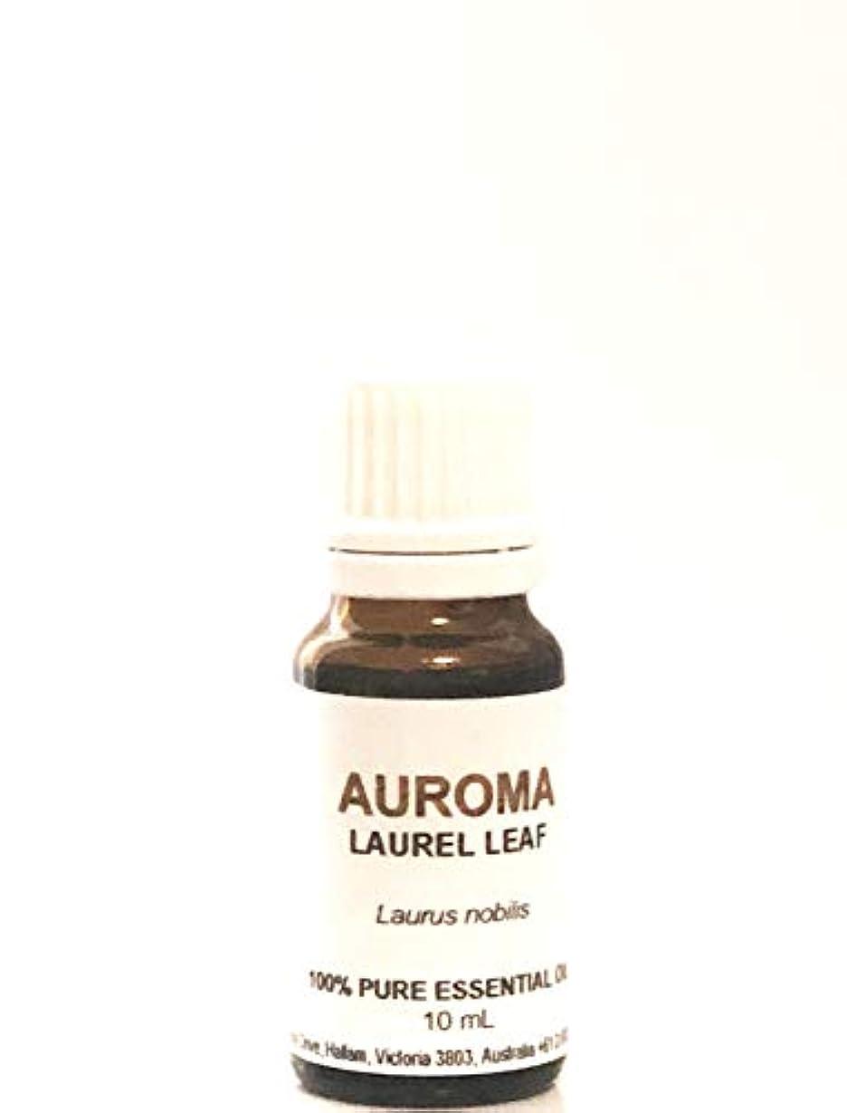 眠っているけがをする電球AUROMA ローレルリーフ 10ml
