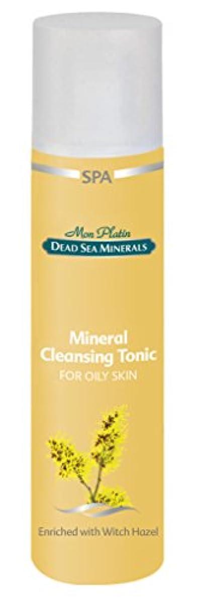 アーティスト不安定恥ずかしさ通常から油っぽい肌のための洗顔化粧液 250mL 死海ミネラル Cleansing Tonic for Normal to Oily Skin