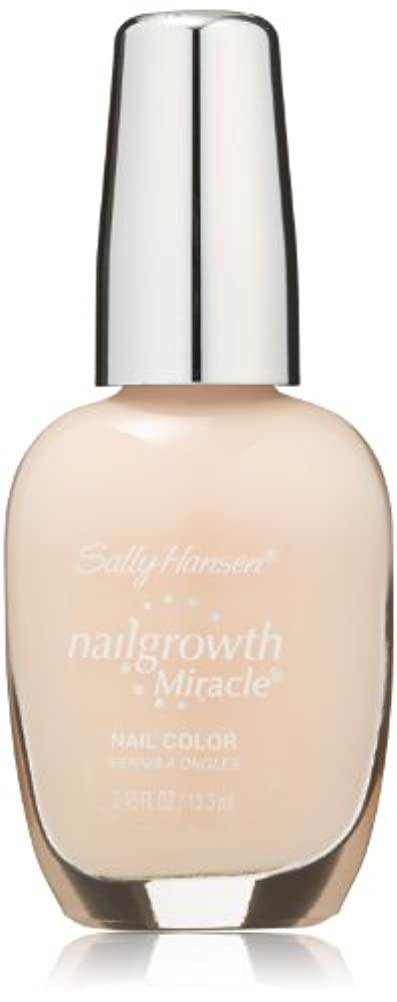 苦い祈る恐れるSALLY HANSEN NAIL GROWTH MIRACLE NAIL COLOR #150 BOLD BUFF