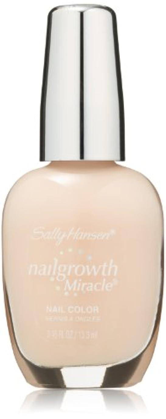 さまよう触手上院SALLY HANSEN NAIL GROWTH MIRACLE NAIL COLOR #150 BOLD BUFF