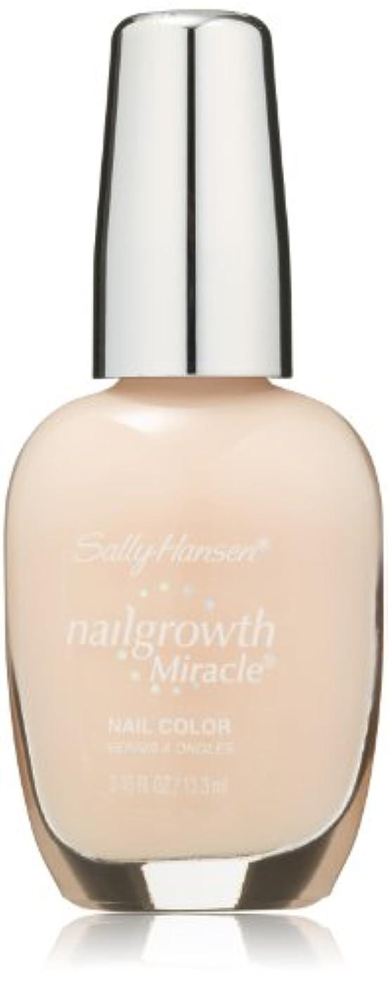 パッケージ日付付き宿題SALLY HANSEN NAIL GROWTH MIRACLE NAIL COLOR #150 BOLD BUFF