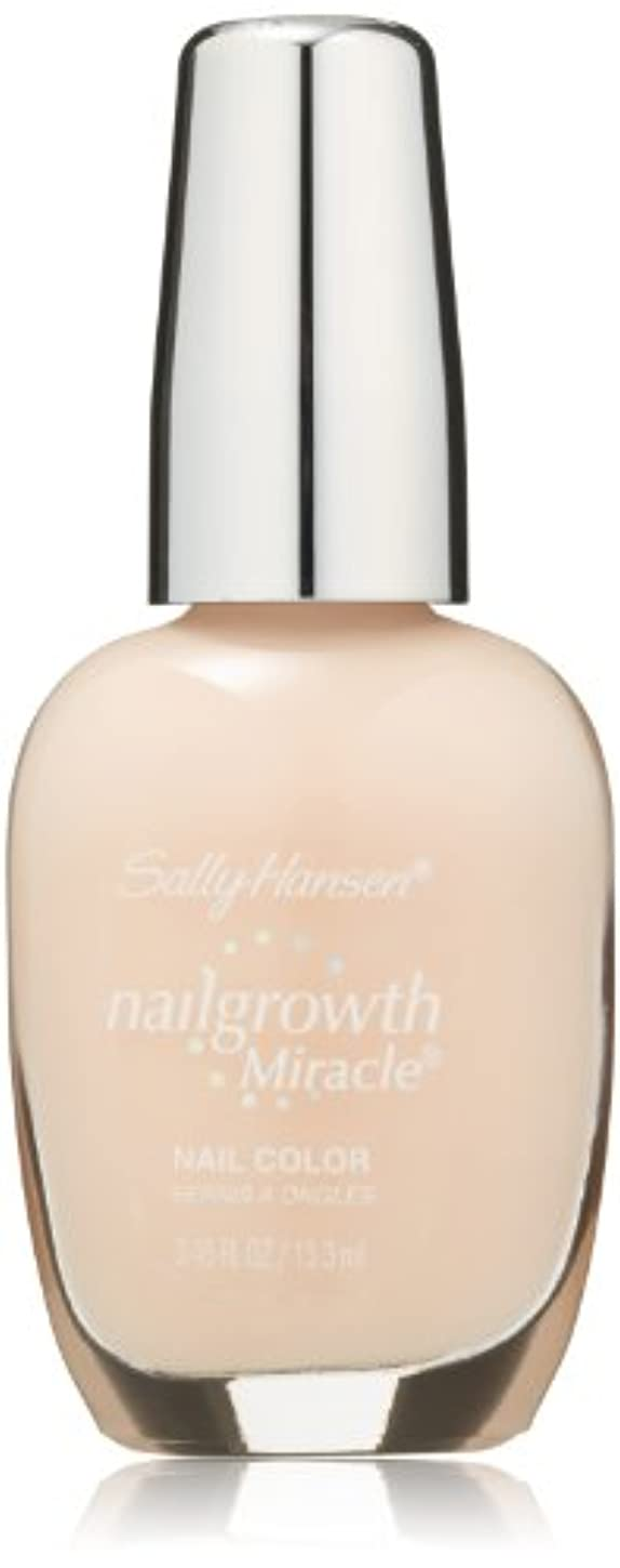 スケート独創的血色の良いSALLY HANSEN NAIL GROWTH MIRACLE NAIL COLOR #150 BOLD BUFF