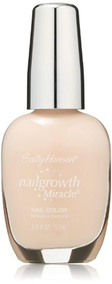 ステージどんなときも地元SALLY HANSEN NAIL GROWTH MIRACLE NAIL COLOR #150 BOLD BUFF