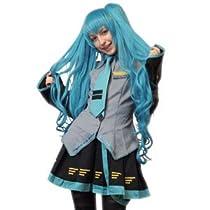 ボーカロイド初音ミク風 コスプレ衣装 costume277 コスプレ コスチューム衣装 メイド AKBアキバ 女子高生 セーラー服 m