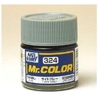 まとめ買い!! 6個セット 「Mr.カラー ライトグレ- C324」
