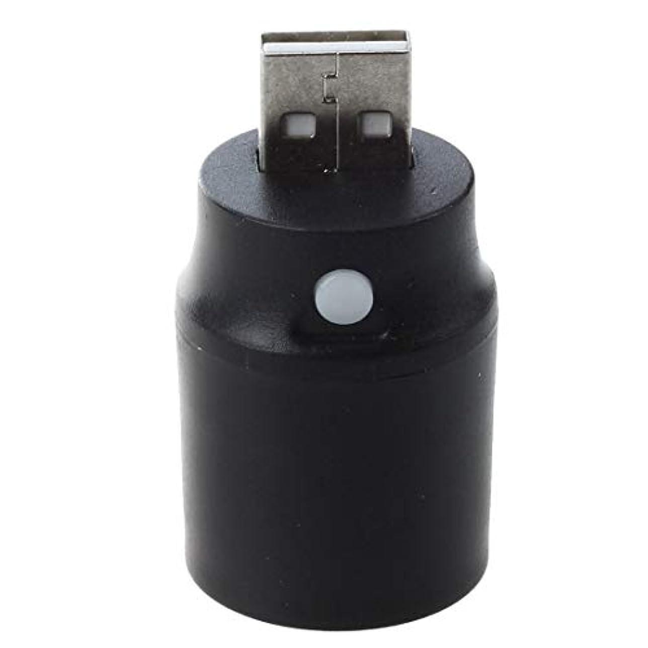 大人ドア抜粋リタプロショップ? LED USBスポットライト ブラック ミニ 懐中電灯 小型 軽量 防災 アウトドア キャンプ