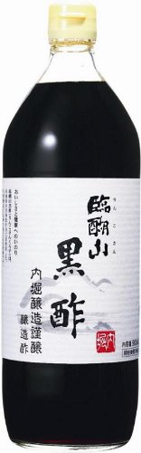 臨醐山黒酢 900ml