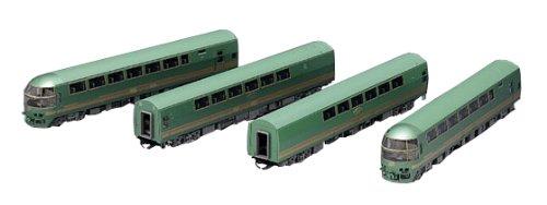 TOMIX Nゲージ 92396 JR キハ71系特急ディーゼルカー (ゆふいんの森1世・4両編成化後)セット