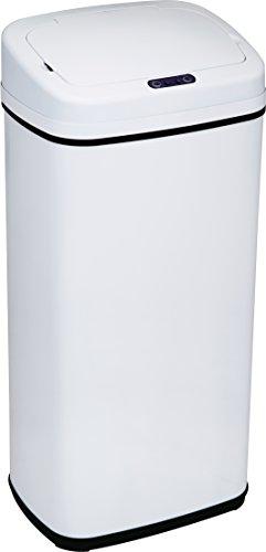 Sun Ruck センサー 自動開閉式 電動ゴミ箱 40L EA-ELT401 ホワイト