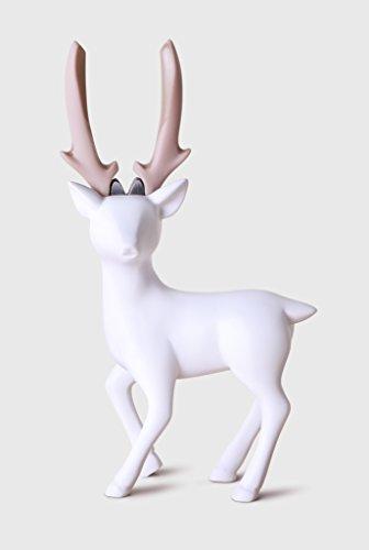 【iThinking/アイシンキング】Dear Deer Pliers(ディアプライヤ)ラジオペンチ (マットホワイト)