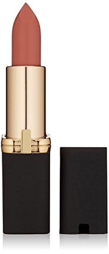 谷急速なスポットL'Oréal Colour Riche Matte Lipcolour (802 MATTE-STERPIECE)