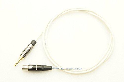 BELDEN 82761 ミニXLR ヘッドフォンケーブル AKGタイプ (3m, S型ステレオミニフォン)