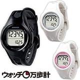 ダイエット ウォッチ 万歩計 歩数計 ヤマサ TM-400 腕時計タイプ【※このページは「ホワイト/ピンク」のみの販売です】ホワイト/ピンク