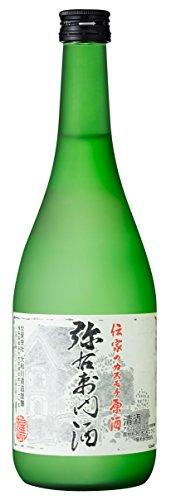 純米カスモチ原酒 弥右衛門酒720ml