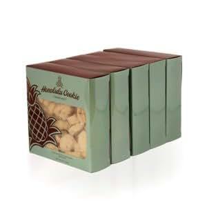 ホノルルクッキーカンパニー 【チョコチップミニバイツウィンドウボックス】 5パック ハワイ土産 海外土産
